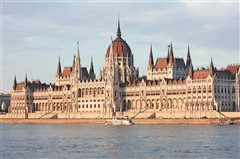 London Luton - Budapest (with return) from £35.98