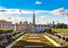 Bucharest - Brussels (with return) from 31.54€